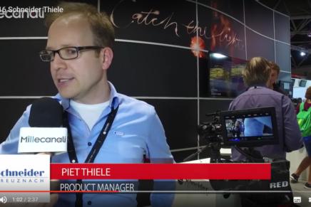IBC 2016: Piet Thiele, Schneider