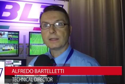 IBC 2016: Alfredo Bartelletti, BLT