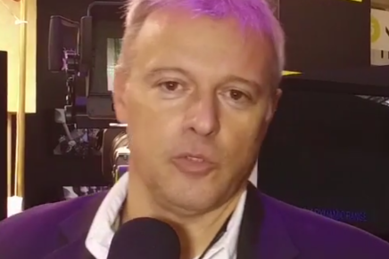 IBC 2016: Luciano Frigoli, Grass Valley