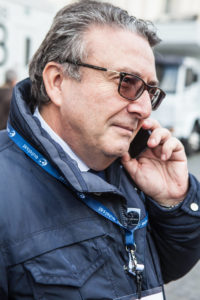 Renato Farina, AD Eutelsat