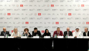 Arab Film Institute press conference