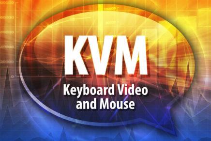 Flussi di lavoro più efficienti con la tecnologia Kvm