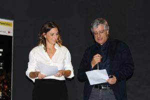Romana Andò e Alberto Marinelli, docenti dell'Università La Sapienza di Roma