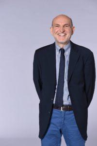 Marino Sinibaldi, direttore Radio 3 Rai