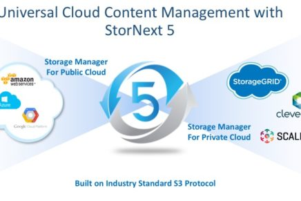 Media Content Management, Quantum lancia la release 5.4 di StorNext