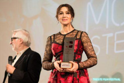 06_Monica Bellucci ä stata premiata con l'Eastern Star Award 2017