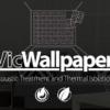 Con VicWallpaper di Vicoustic una soluzione ideale per l'isolamento acustico