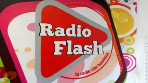 LOGO RADIO FLASH
