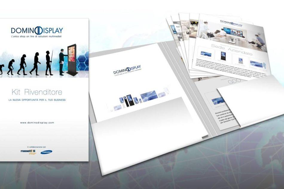 Dominodisplay.com presenta il kit rivenditore