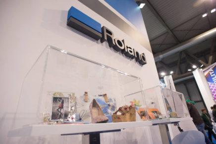 A Viscom 2016 Roland DG mette in mostra i suoi valori