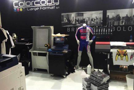 Colorcopy partecipa al PTE di Milano