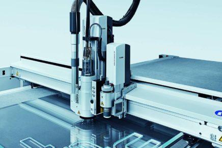RM-L di Zünd: un sistema di fresatura innovativo e robusto
