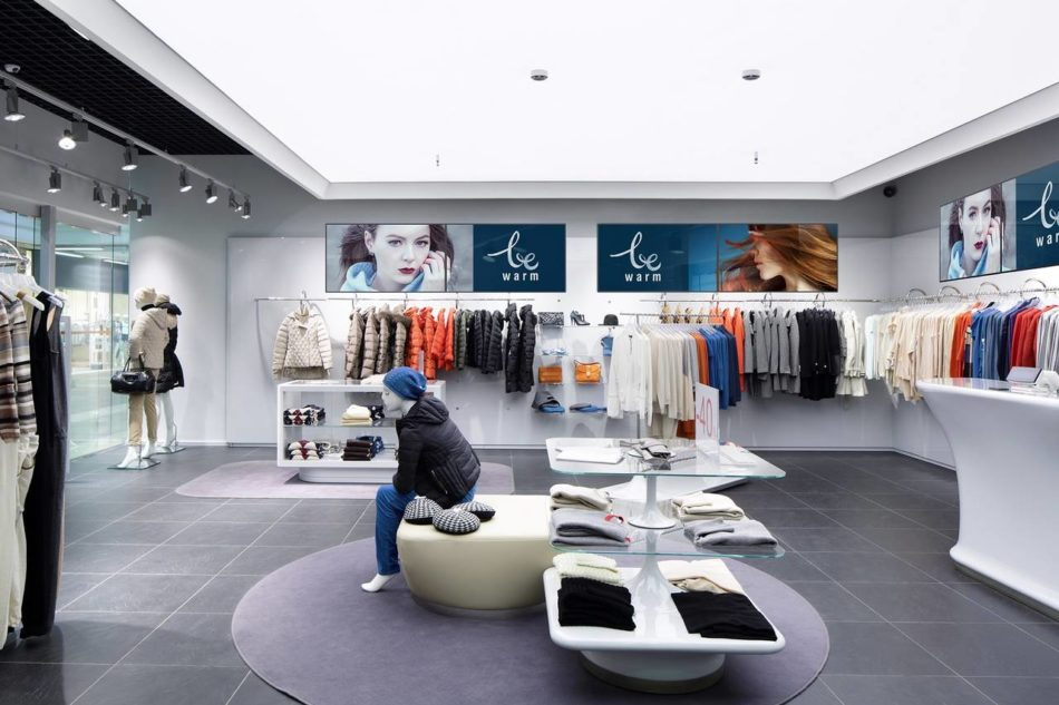 Il retail signage di NEC Display Solutions a Euroshop  2017