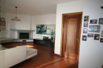 L'area living dell'appartamento PRIMA della riprogettazione degli spazi
