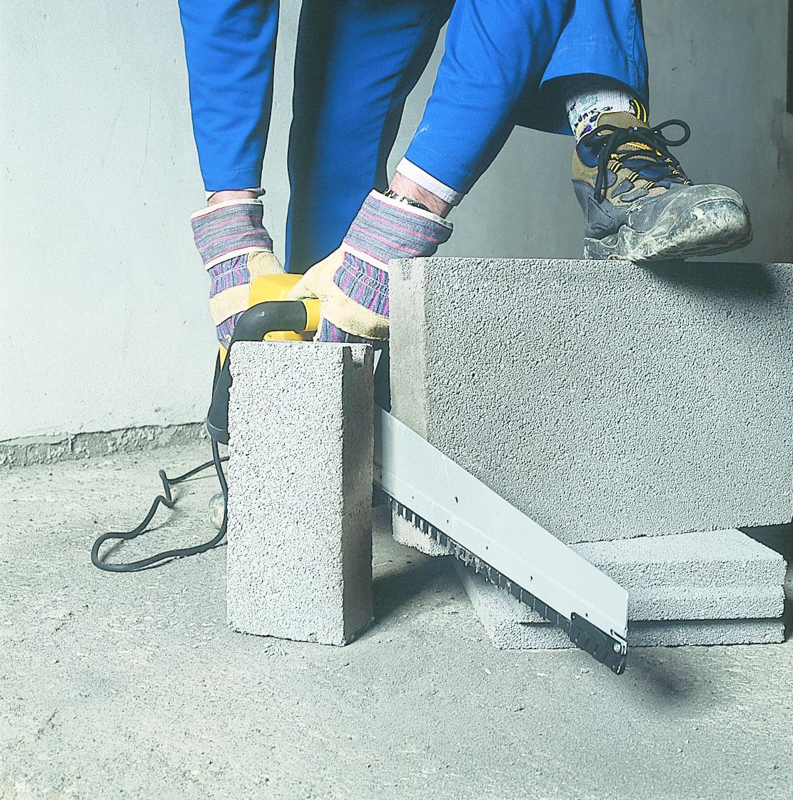 Come realizzare una parete divisoria for Malta materiale