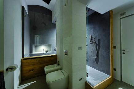 Nuovi spazi bagno a schema libero
