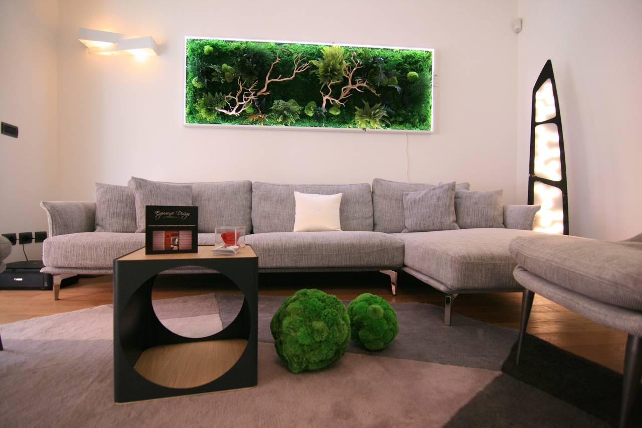 Il verde stabilizzato porta il giardino tra le mura domestiche for Verde stabilizzato