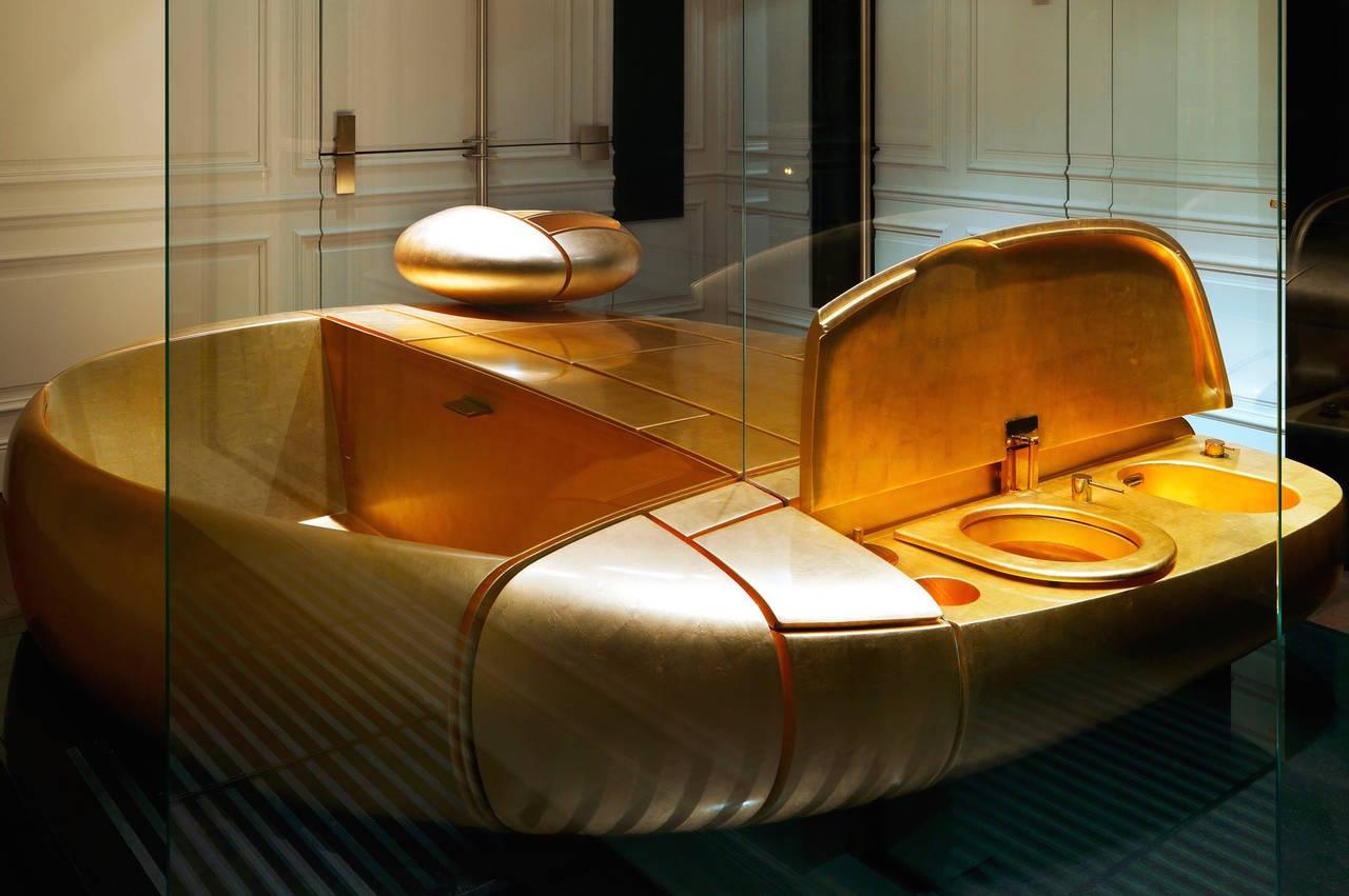 Cersaie tutte le novit in mostra per il bagno e la ceramica - Tendine per il bagno ...