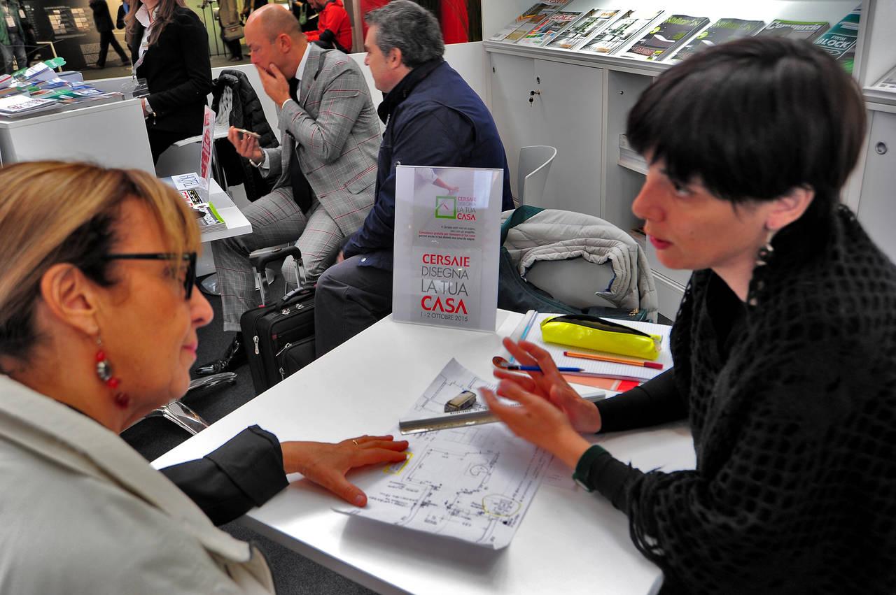 Appuntamento con l 39 architetto a cersaie disegna la tua casa for Disegna la mia casa