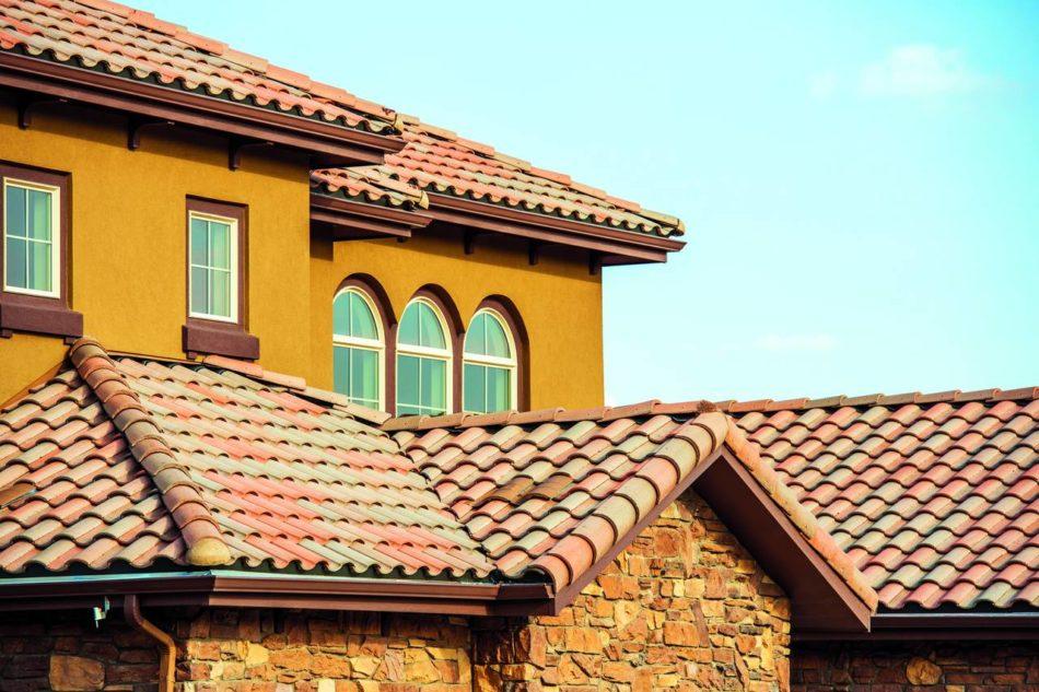 La manutenzione del tetto