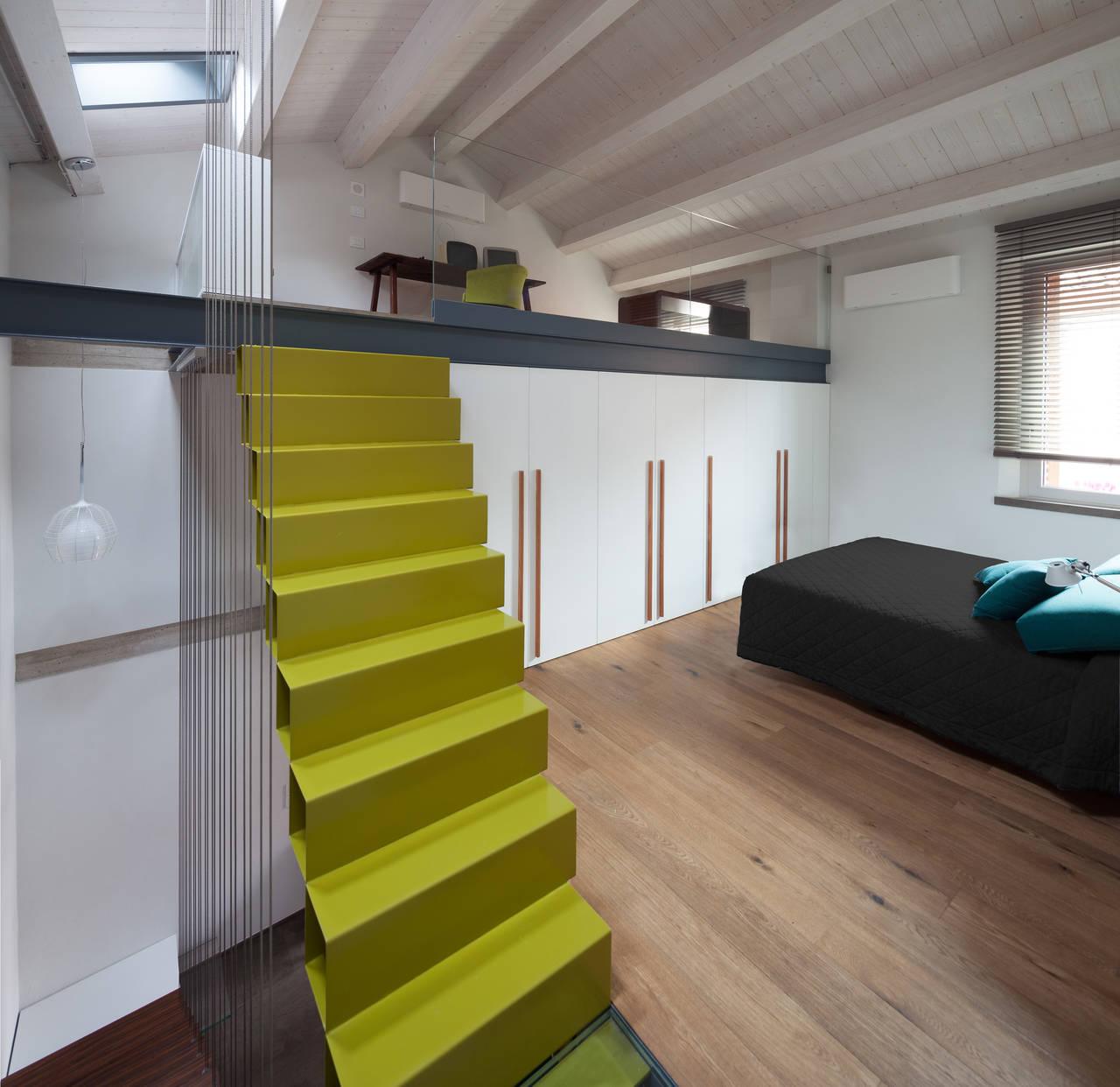 L 39 appartamento sospeso come ristrutturare la casa for Piani di casa di new orleans