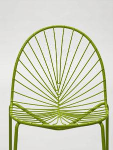 La sedia Sen-Su di Bartoli Design per il marchio Da a.