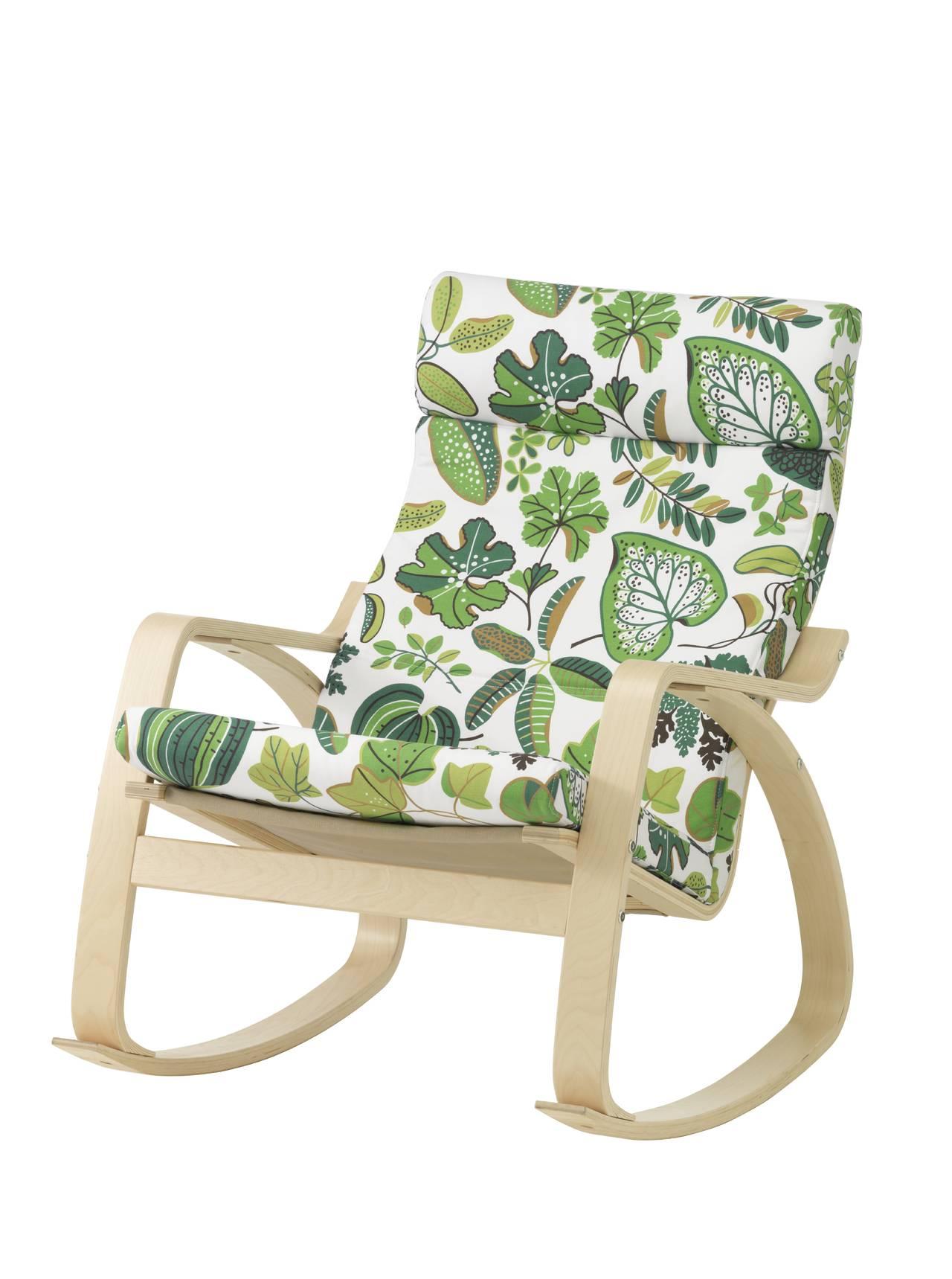 Greenery il verde il colore dell 39 anno - Ikea sedia dondolo ...