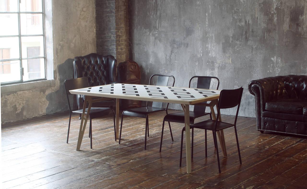 Mosaicool un tavolo mosaico da inventare ogni giorno come