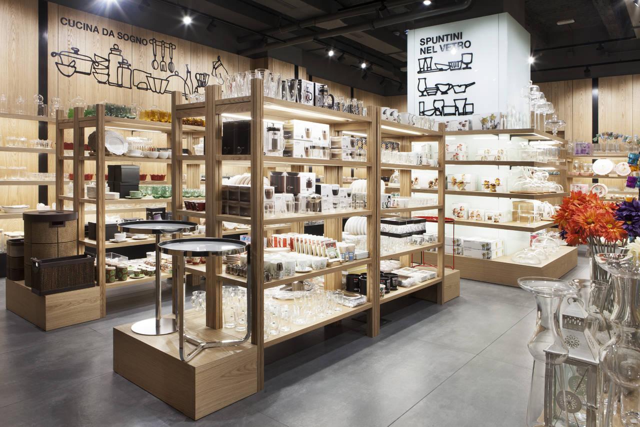 Nuova apertura pasabahce a milano il negozio del vetro for Oggettistica casa milano