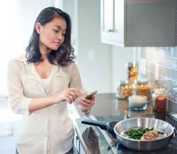 Smarty Pan è una pentola intelligente che misura e registra i valori nutrizionali dei cibi mentre li cuoce