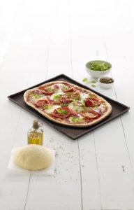 Tappetino pizza perforato Lekuè in silicone forato