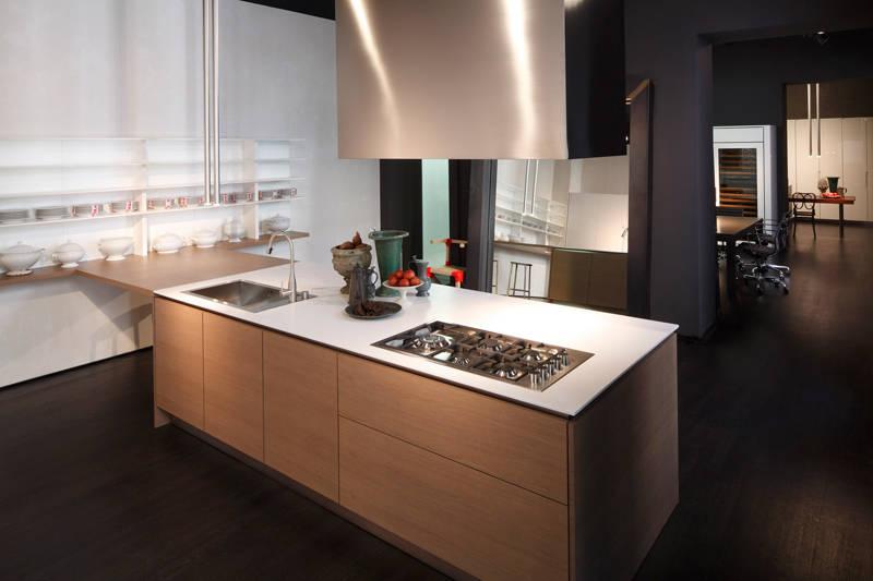 Boffi solferino showroom ambiente cucina for Boffi cucine milano