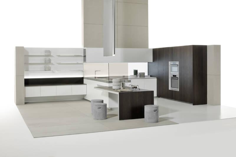 Icon La Cucina Super Tecnica Di Ernestomeda Ambiente Cucina