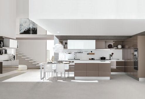 Best Cucine Moderne Con Isola Scavolini Pictures - acrylicgiftware ...