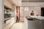 Cucina su misura per il loft newyorkese di Design-Apart