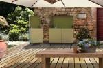 Cucinare e vivere outdoor