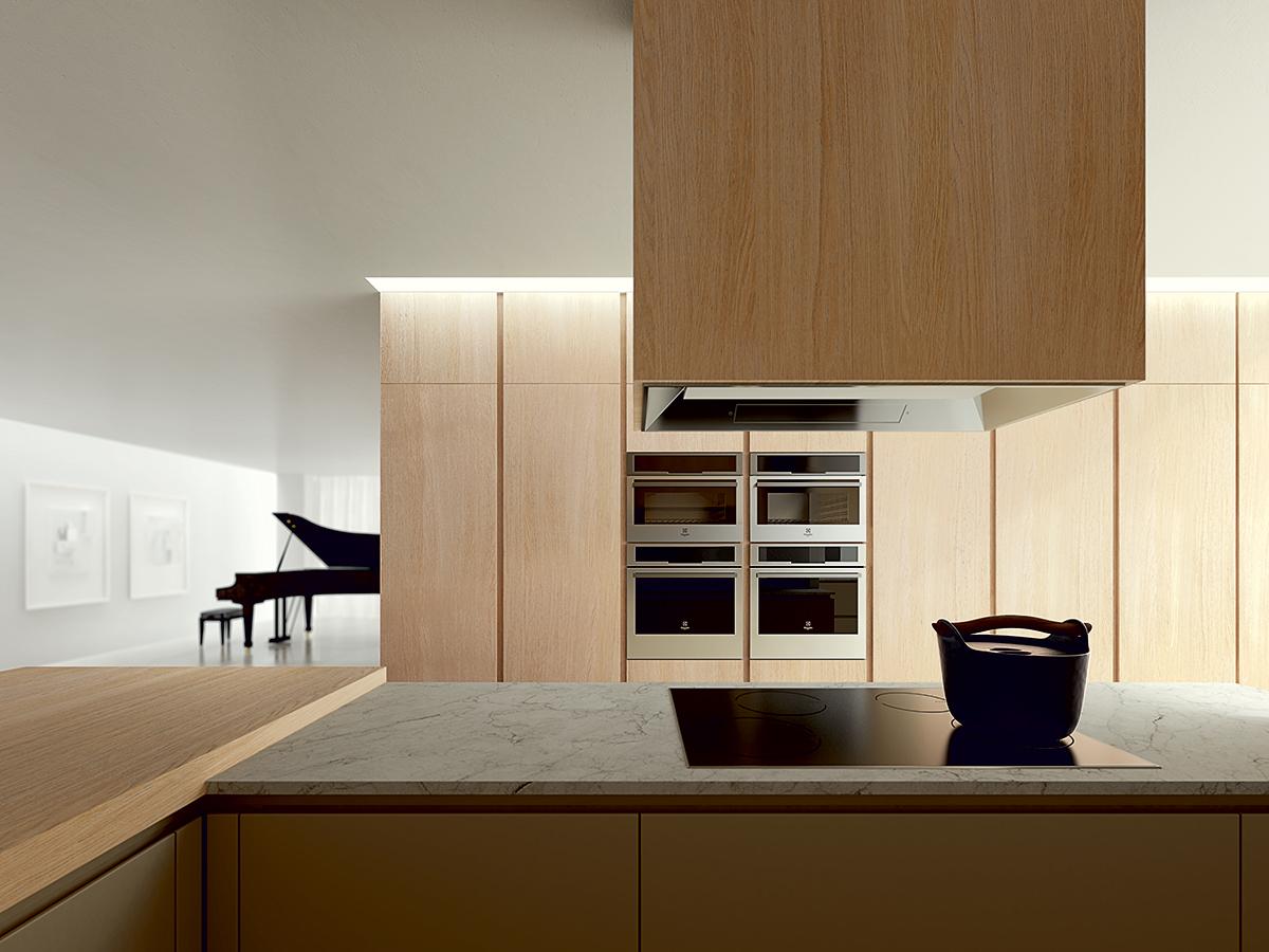 Nuove strategie per ged cucine ambiente cucina for Cucine legno massello