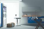 Ambiente Cucina Project n. 50 | Valcucine | lavanderia integrata