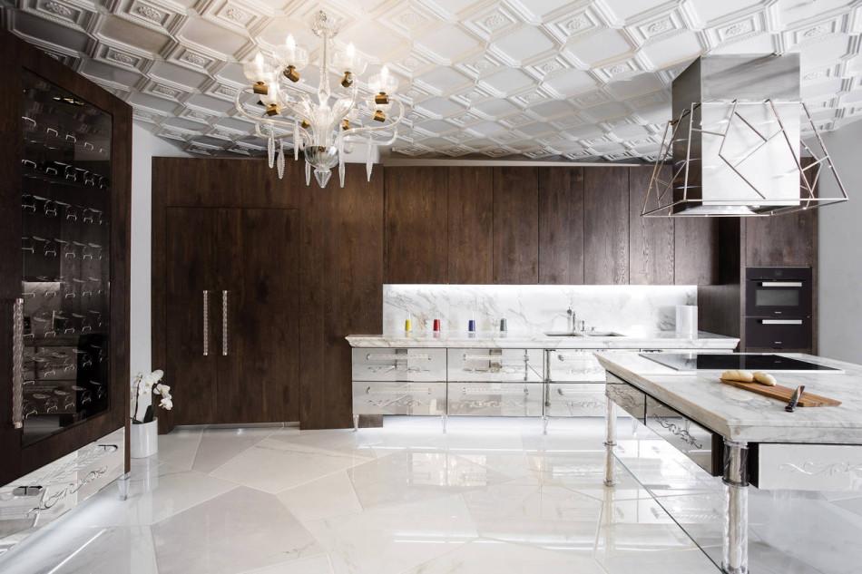 L 39 iper lusso entra in cucina ambiente cucina - Cucine di lusso tedesche ...