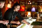 The Taste of Colors: Alessandro Borghese cucina per Beko presso Febal Casa