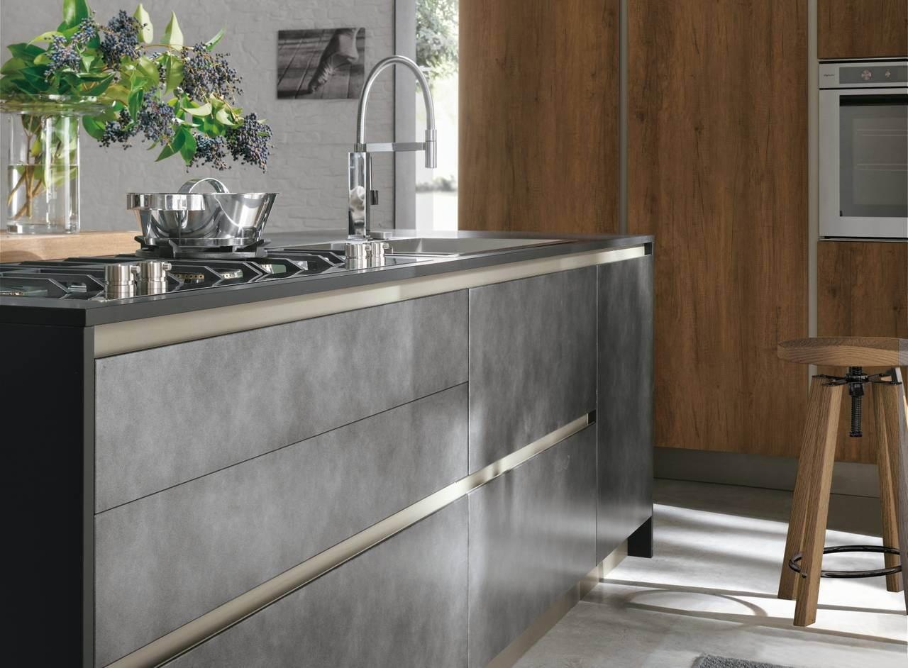 Ambiente cucina project stosa infinity diagonal for Infinity stosa