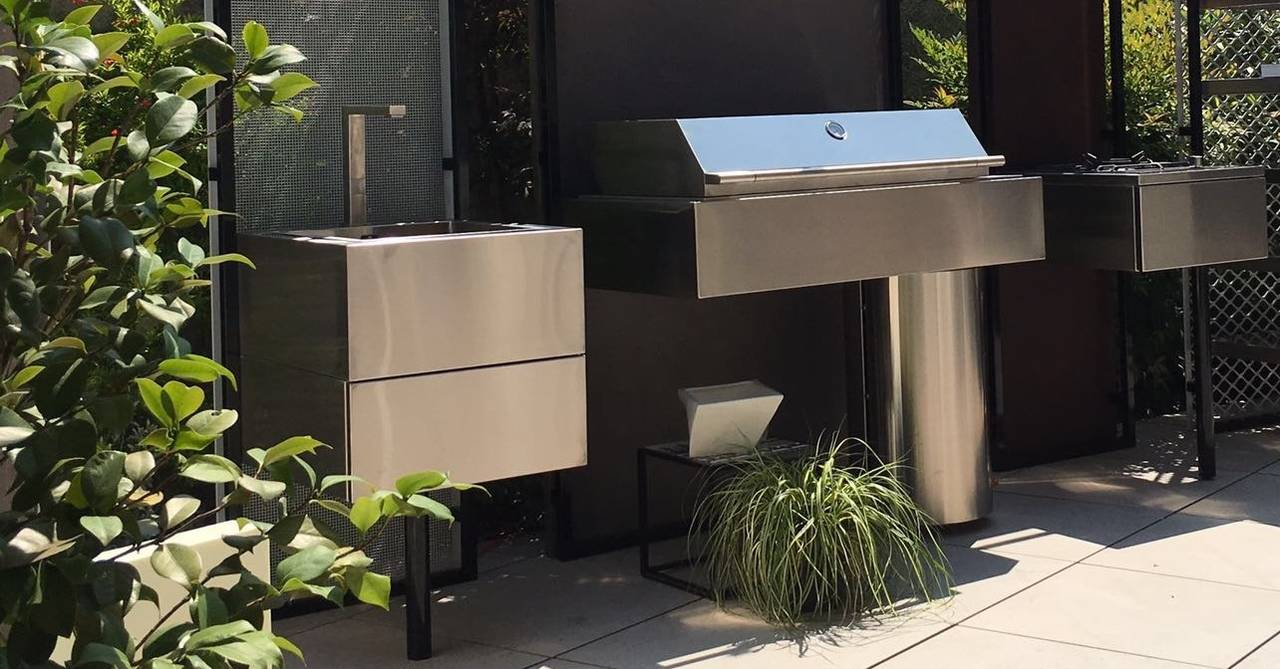 0341 Outdoor Kitchen by Fulgor Milano