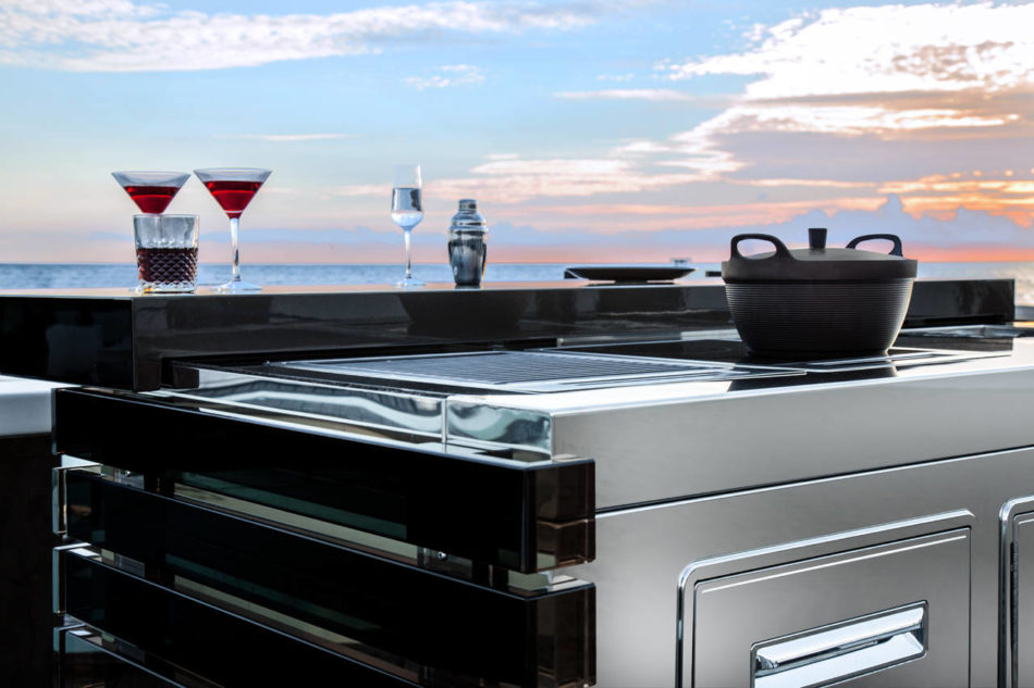 Cucine luxury outdoor