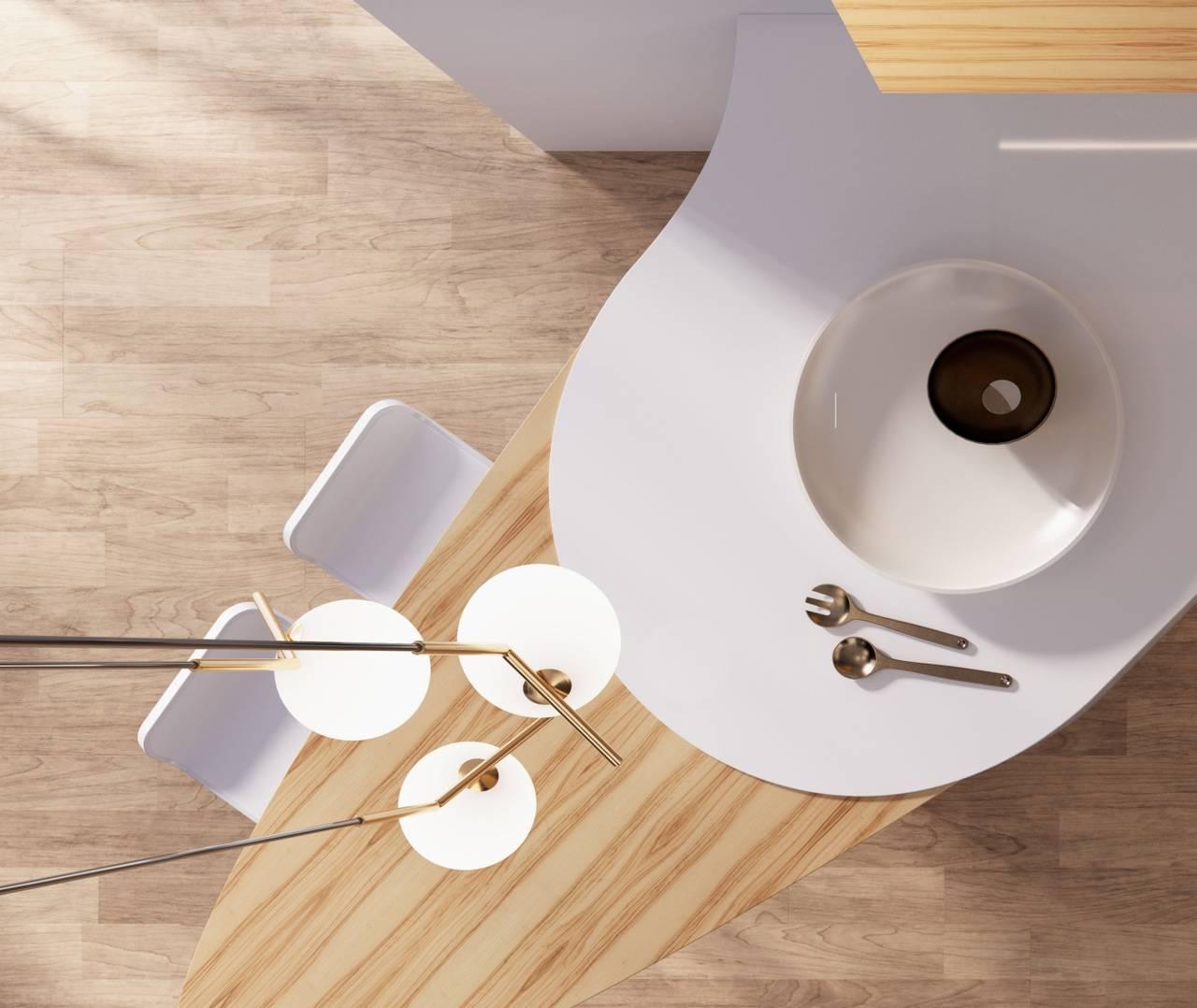 materiali hi-tech per arredi top di gamma | ambiente cucina - Arredamenti Casa Hi Tech