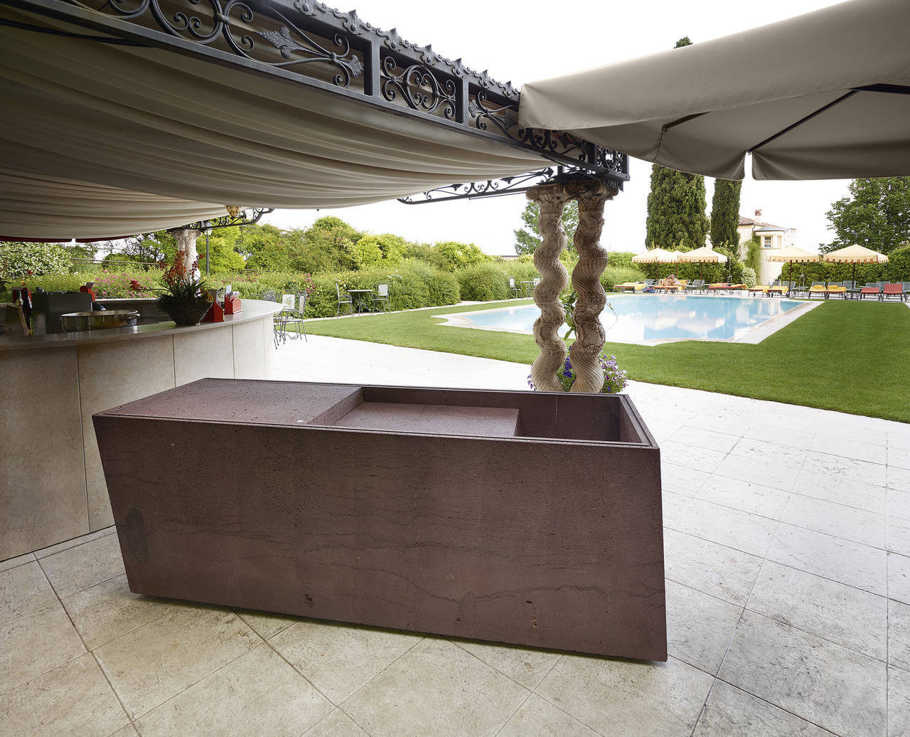 Cucine luxury outdoor | Ambiente Cucina