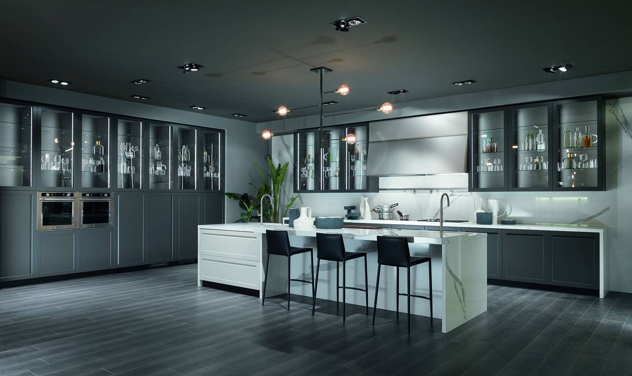 Carattere by Scavolini