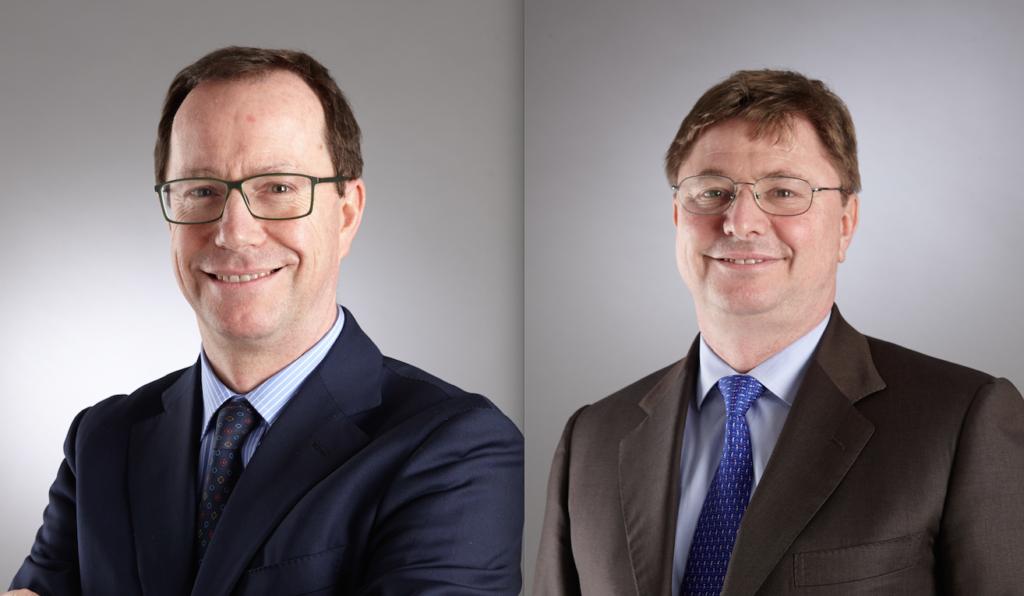 Beppe e Aldo Fumagalli, rispettivamente amministratore delegato e presidente del Gruppo Candy Fum