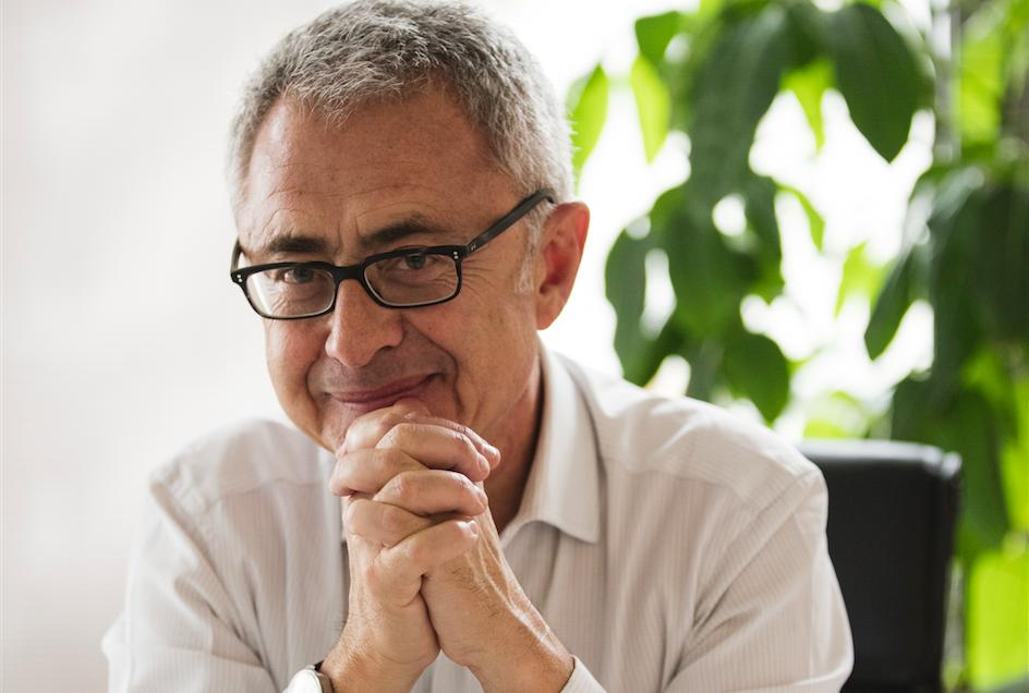 Mario Franzino, amministratore delegato di BSH Italia. Foto di Andrea Piffari