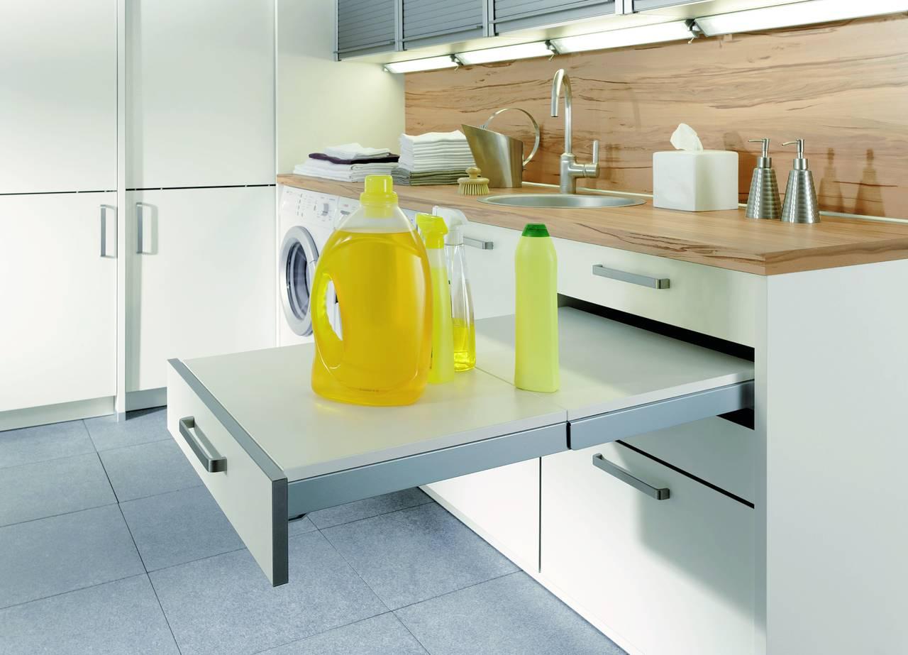 Piano Di Lavoro A Ribalta accessori funzionali in cucina