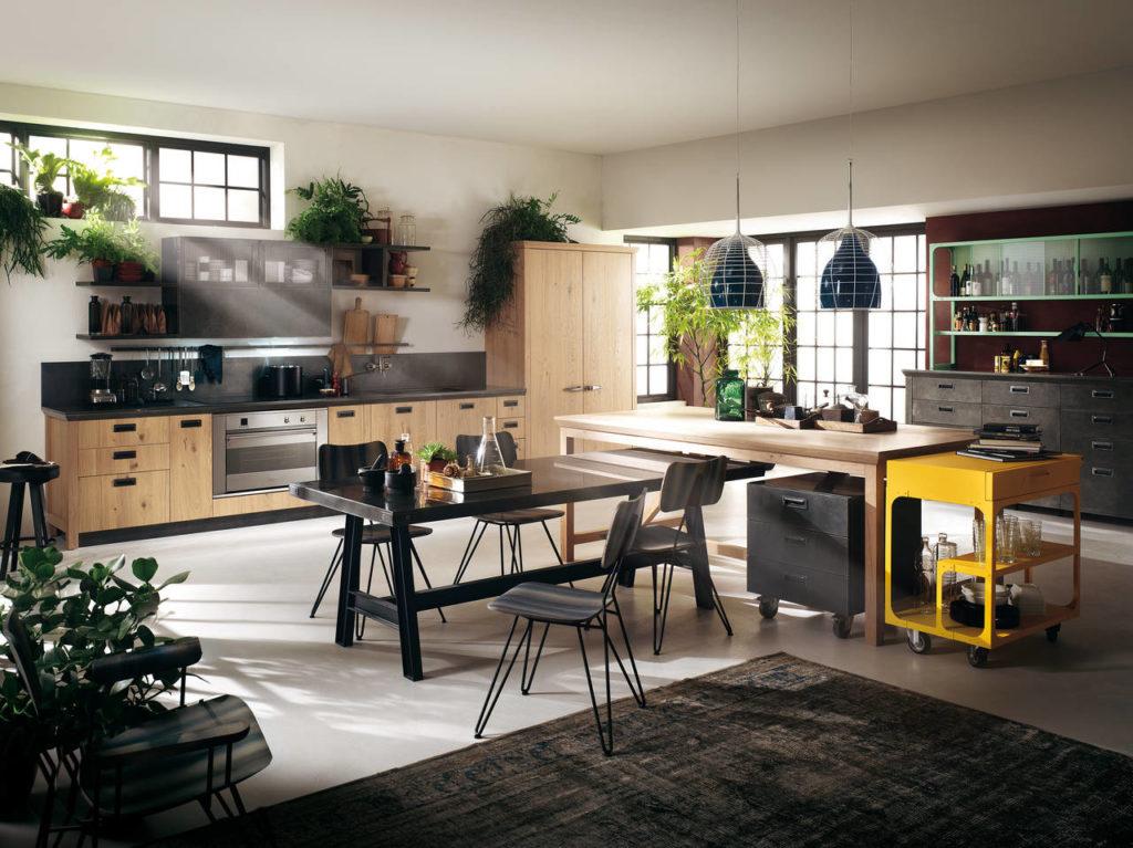 Una delle proposte firmate Diesel Social Kitchen